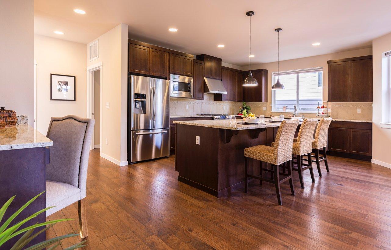 The Benefits of Dark Wood Flooring