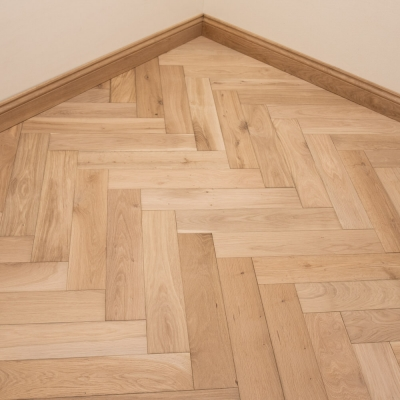 Painswick Sparrow Oak 125 x 500 x 15/4mm