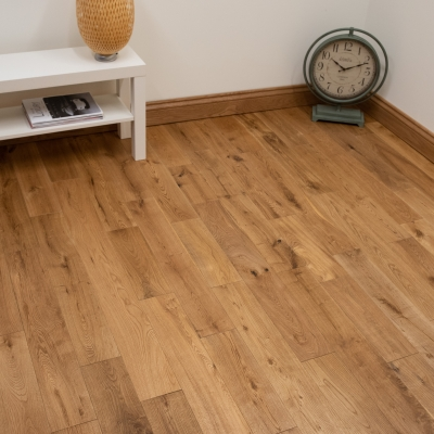 Studley Barn Oak 125 x 14/3mm