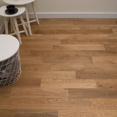 Hutton Camel Oak 125 x 18/5mm