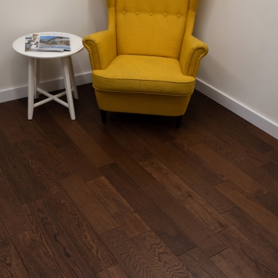 Studley Earth Oak 125 x 14/3mm