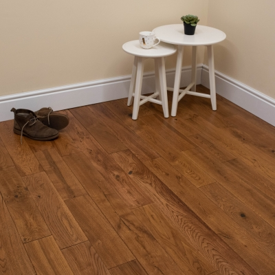 Hutton Brandy Oak 125 x 18/5mm