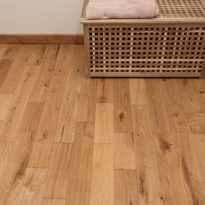 Hutton Barley Oak 125 x 18/5mm