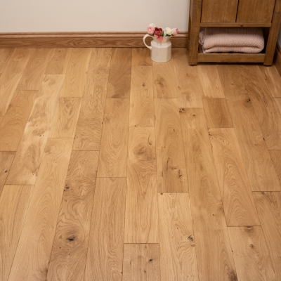 Elgin Dough Oak 150 x 20/6mm