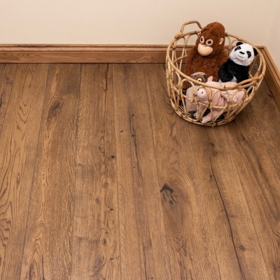 Bibury Desert Distressed Oak 190 x 20/6mm