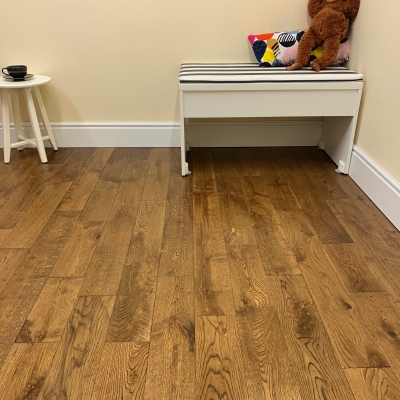Brimham Golden Oak 120 x 18mm