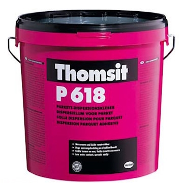 Thomsit P618 Wood Flooring Adhesive (15kg)