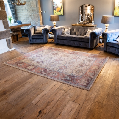 Bibury Bronx Distressed Oak 190 x 15/4mm