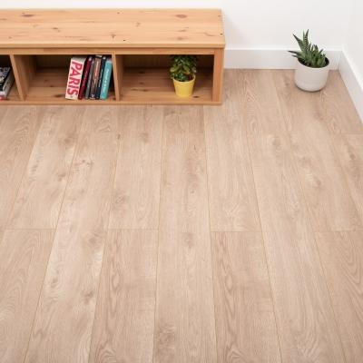 Nest 8mm Fawn Oak Laminate Flooring