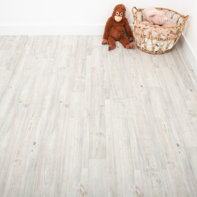 Nest 8mm Stone Oak Laminate Flooring