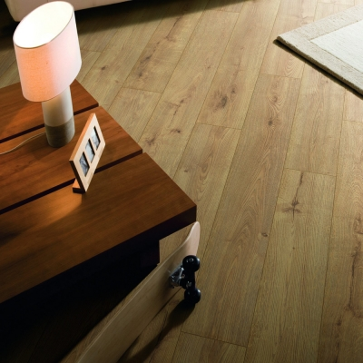Nest 12mm Delight Oak Laminate Flooring