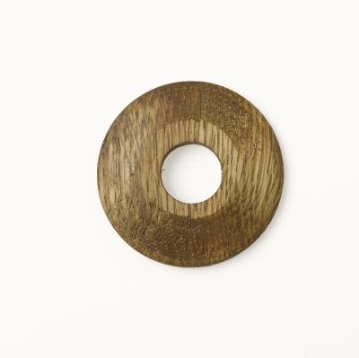 Golden Oak Pipe Covers