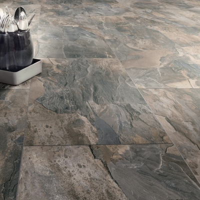 Nest 8mm Rocky Slate 4V Laminate Flooring