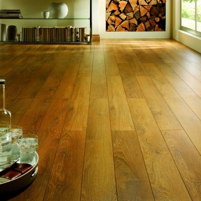 Nest 8mm Barmouth Oak 4V Groove Laminate Flooring
