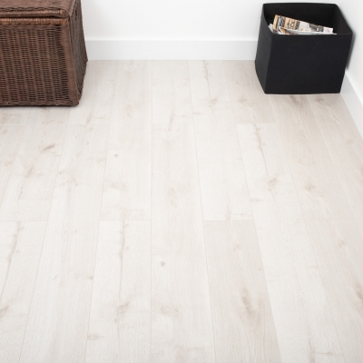 Nest 8mm Bone Oak Laminate Flooring