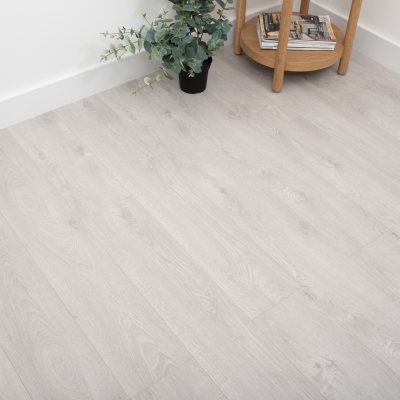 Nest 8mm Frost Oak Laminate Flooring