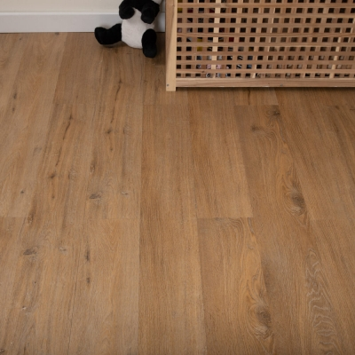 Nest Tavern Oak Click Rigid Luxury SPC Vinyl Flooring - 6.5mm Thick (inc. 1mm Underlay)