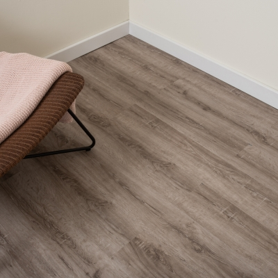 Nest Hurstwic Oak Click Rigid Luxury SPC Vinyl Flooring - 6.5mm Thick (inc. 1mm Underlay)
