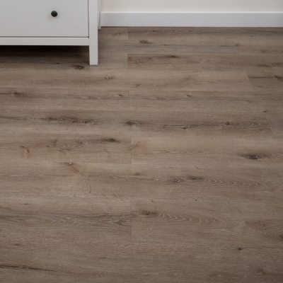 Nest Mousey Oak Click Rigid Luxury SPC Vinyl Flooring - 6.5mm Thick (inc. 1mm Underlay)
