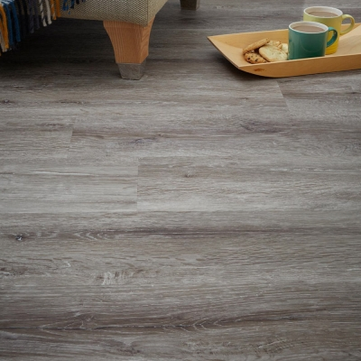 Nest Camel Stripe Oak Luxury Vinyl Tile Wood Flooring - 2.5mm Thick