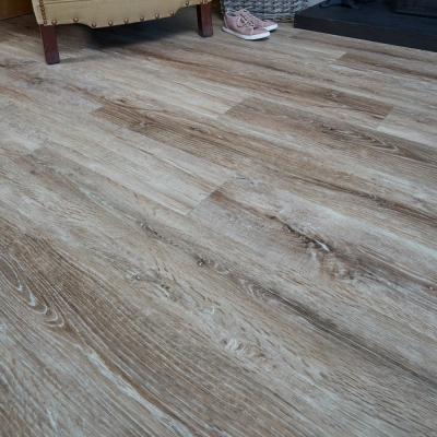 Nest Driftwood Oak Luxury Vinyl Tile Wood Flooring - 2.5mm Thick