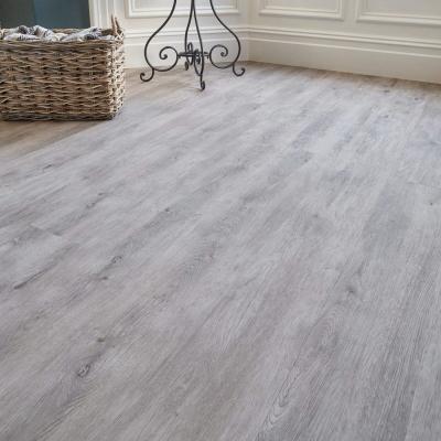 Nest Light Grey Oak Luxury Vinyl Tile Wood Flooring - 2.5mm Thick