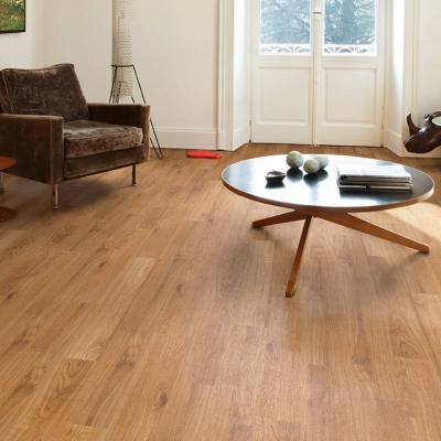 Nest Rigid Core Honey Oak Luxury Vinyl Flooring - 5mm Thick