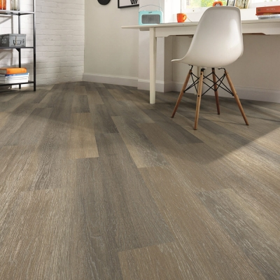 Nest Rigid Core Stormy Wood Luxury Vinyl Flooring - 5mm Thick