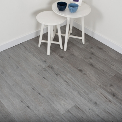 Nest Pebble Oak Click Rigid Luxury SPC Vinyl Flooring - 6.5mm Thick (inc. 1mm Underlay)