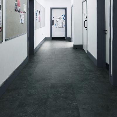 Lifestyle Floors Colosseum 5G Obsidian Slate Luxury Vinyl Flooring - 5mm Thick