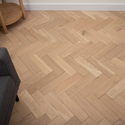 Painswick Biscuit Oak 80 x 300 x 10/3mm