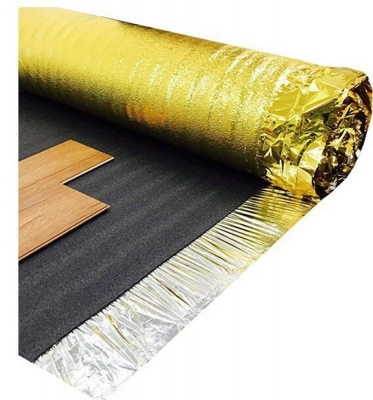 Professional Laminate & Wood Floooring Underlay - 7mm