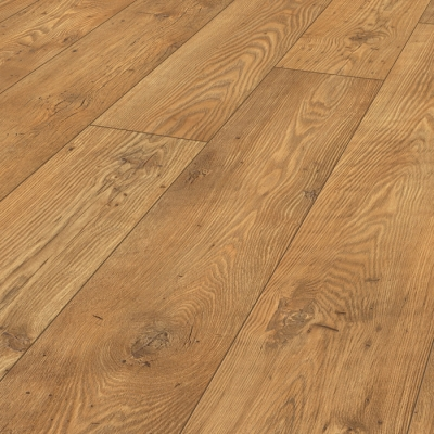 Nest 10mm Vienna Chestnut 4V Groove Laminate Flooring