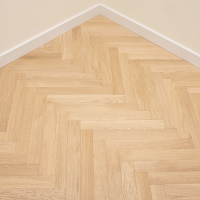 Thorpe Prime Oak Herringbone 70 x 500 x 22mm Unfinished