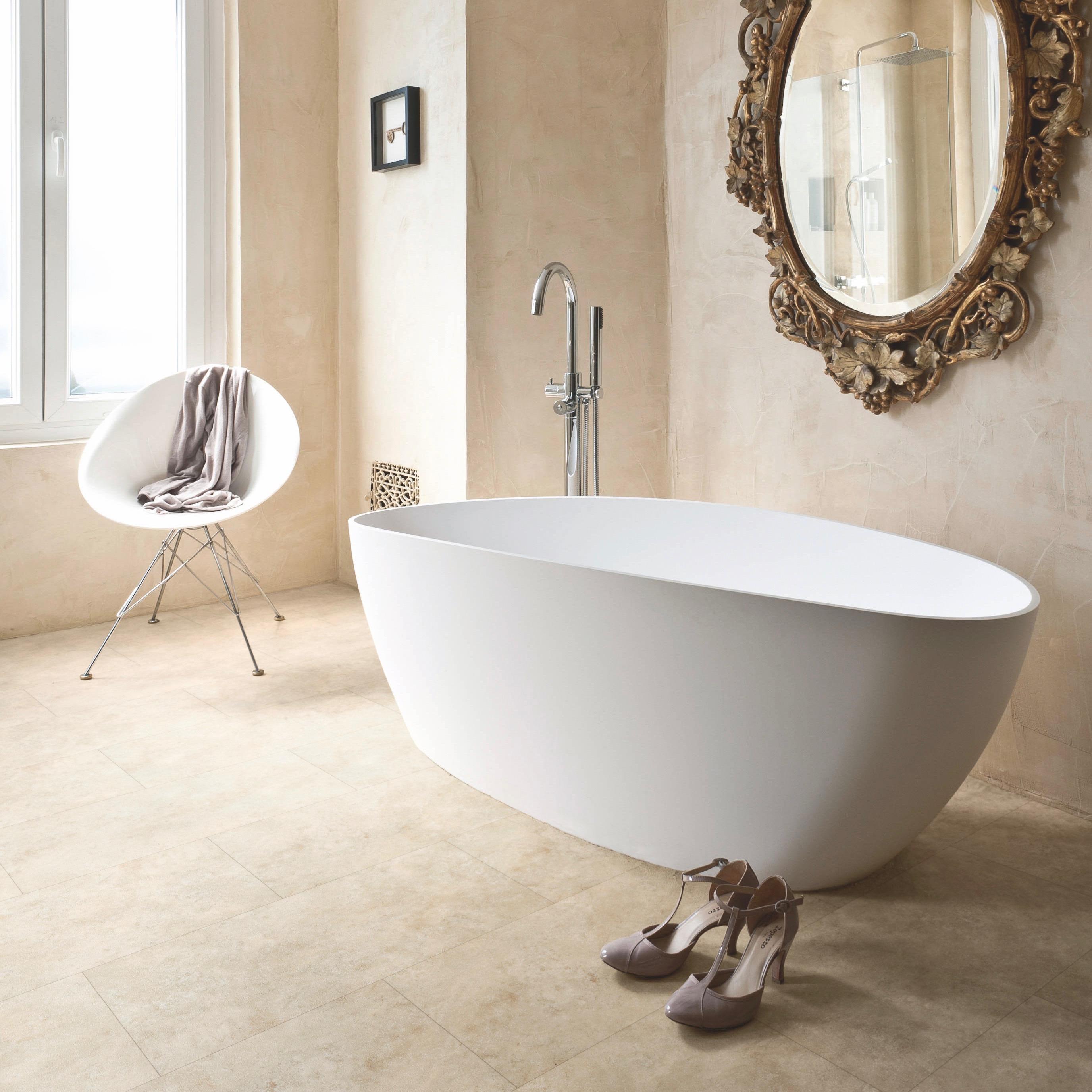 Nest Piazza Limestone Click Loc Luxury Vinyl Tile Wood Flooring ...