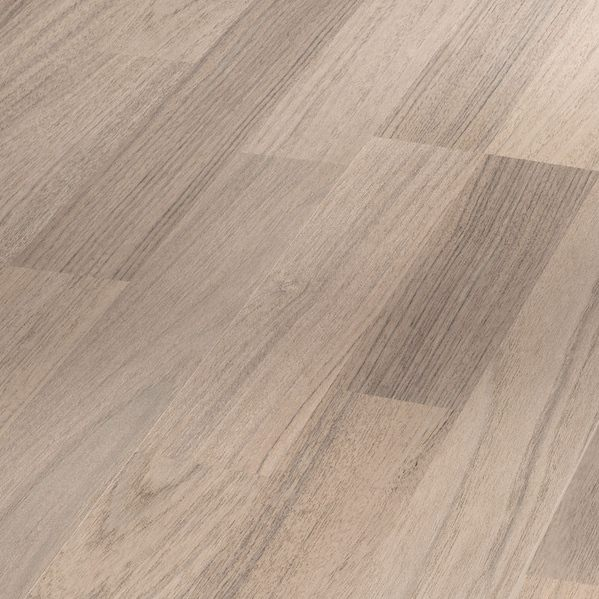 Parador Basic 400 Ocean Teak Block 3 Plank Matt Texture Laminate