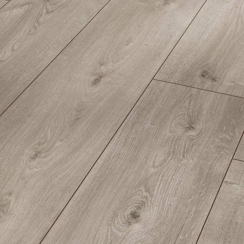 Parador Trendtime 6 Oak Valere Pearl Grey Limed Natural Texture Laminate Flooring 4V