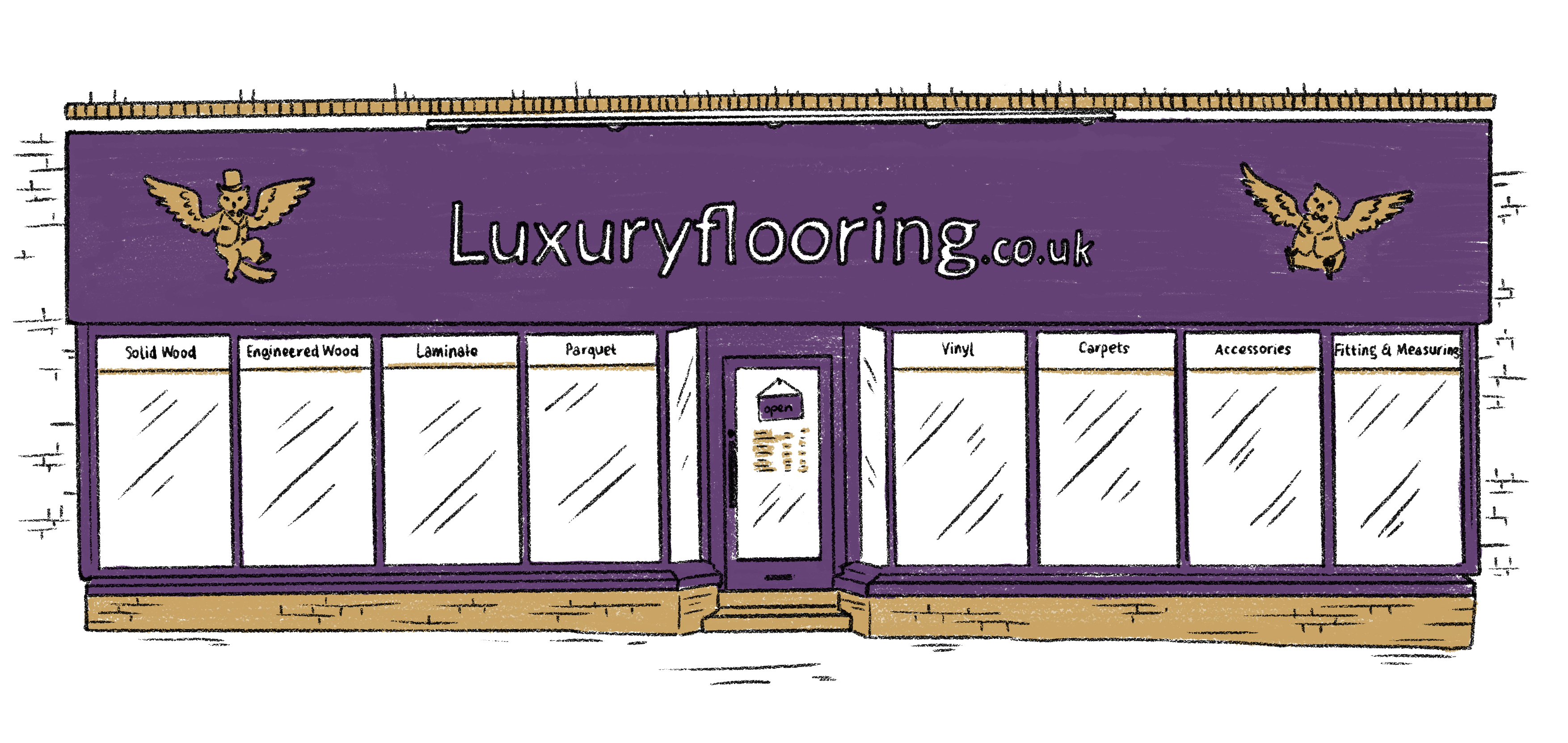 The Luxury Flooring and Furnishings Leeds shop is based just outside the city centre on Regent Street. Our flooring experts based at the Leeds store will ...