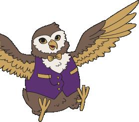 Luxury Flooring Owl