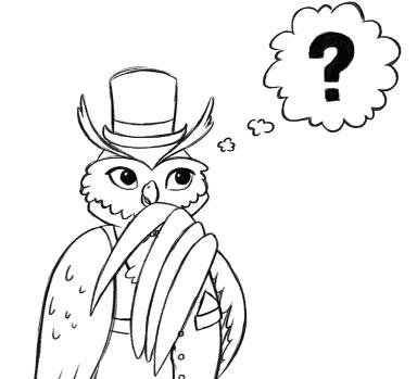 Luxury Flooring Owl Thinking